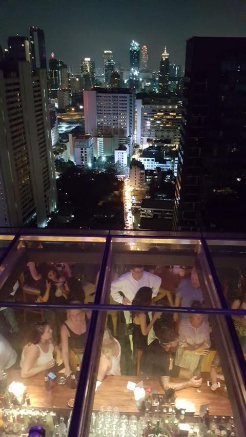 Bangkok Above Eleven Bar