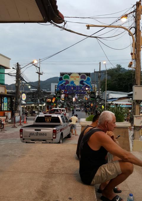 Walking Street Patong Beach