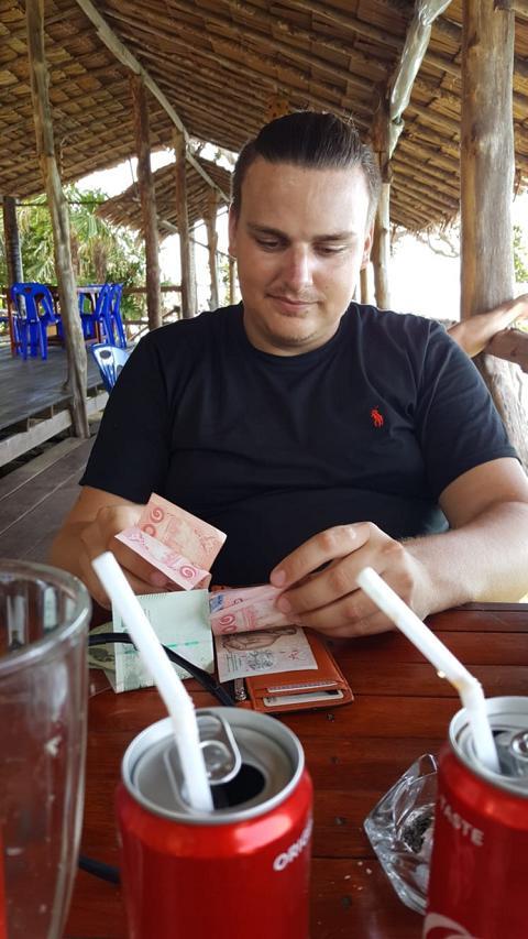 Bakantian Beach Phu Pha View Resturant