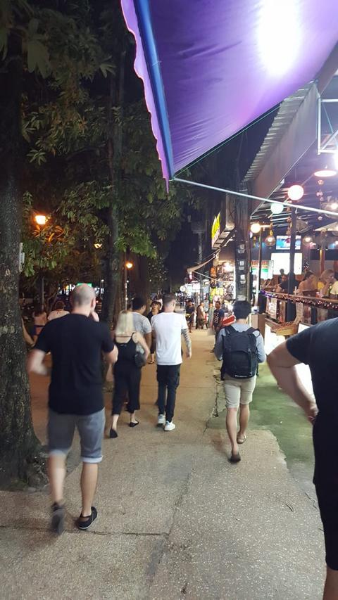 Krabi Straße