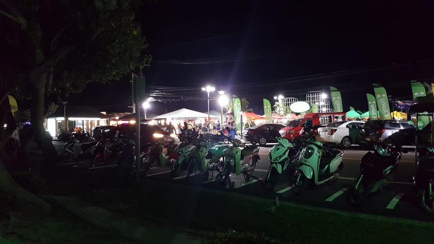 Krabi Ao Nang Landmark Night Market