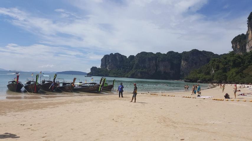 Relay Beach Ao Nang Krabi Thailand