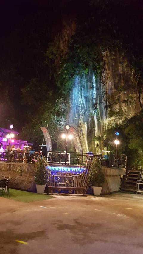 Mountain View Seafood Resturant Krabi