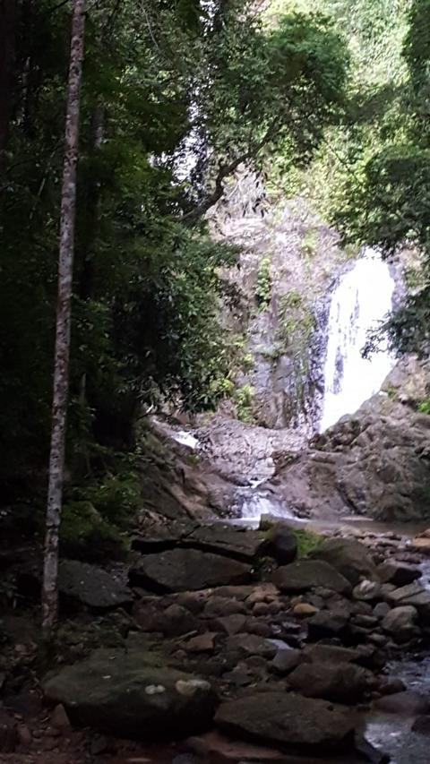 National Park Khai Phanom Bencha Huay Toh Waterfall