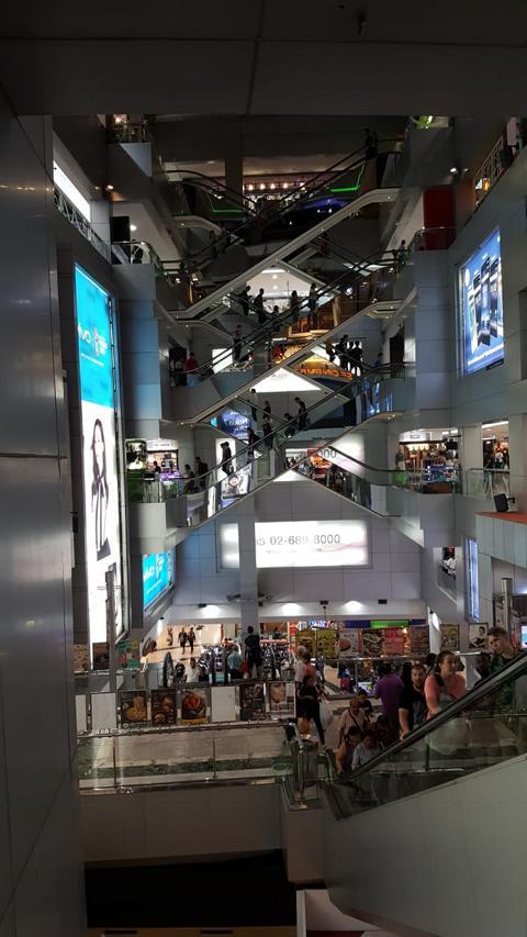 Bangkok MBK Center