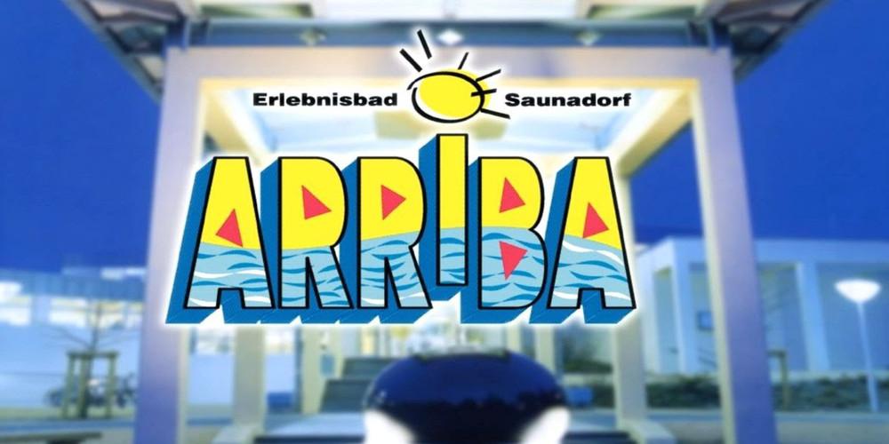 Arriba Erlebnisbad und Saunadorf in Norderstedt im norden von Hamburg