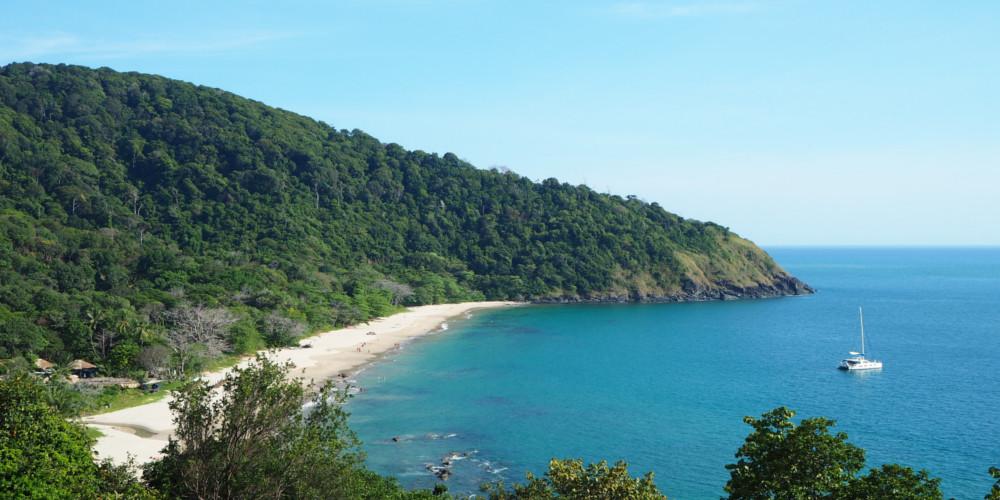 Koh Lanta Bamboo Bay Beach